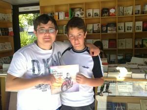 Una mañana en la Feria del libro de Sevilla