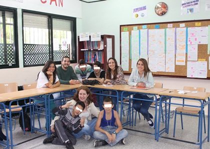 Alumnado de la Universidad Pablo de Olavide entrevista al alumnado
