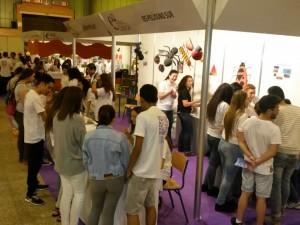 Participamos en la Feria de la Ciencia (Sevilla)